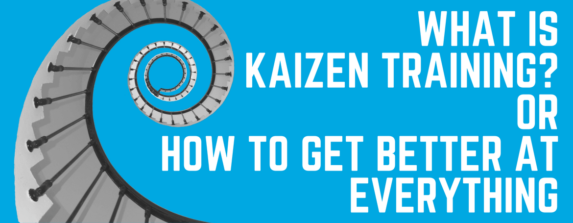 What is Kaizen training?