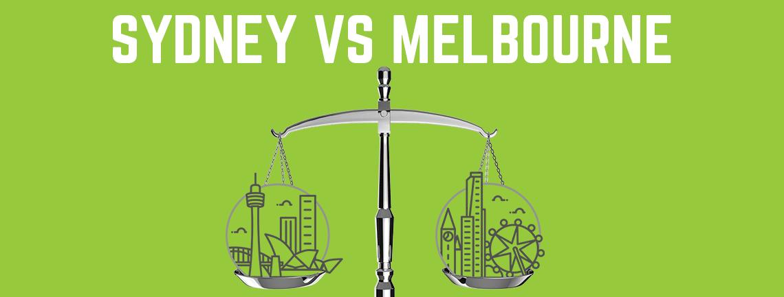 Sydney VS Melbourne for Job Opportunities