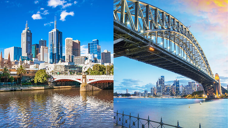 Sydney or Melbourne – Which is Better to Live in?
